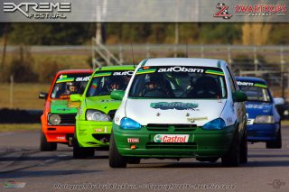 Class C's race 2 fight for 2nd place
