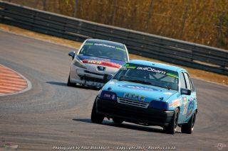 Nic Martin - RDG/ Daddy Cool Opel Kadett - Class B