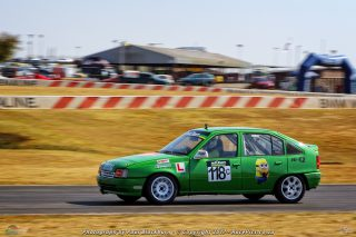 Barry Viljoen - BB Diagnostics & Services Opel Kadett - Class C