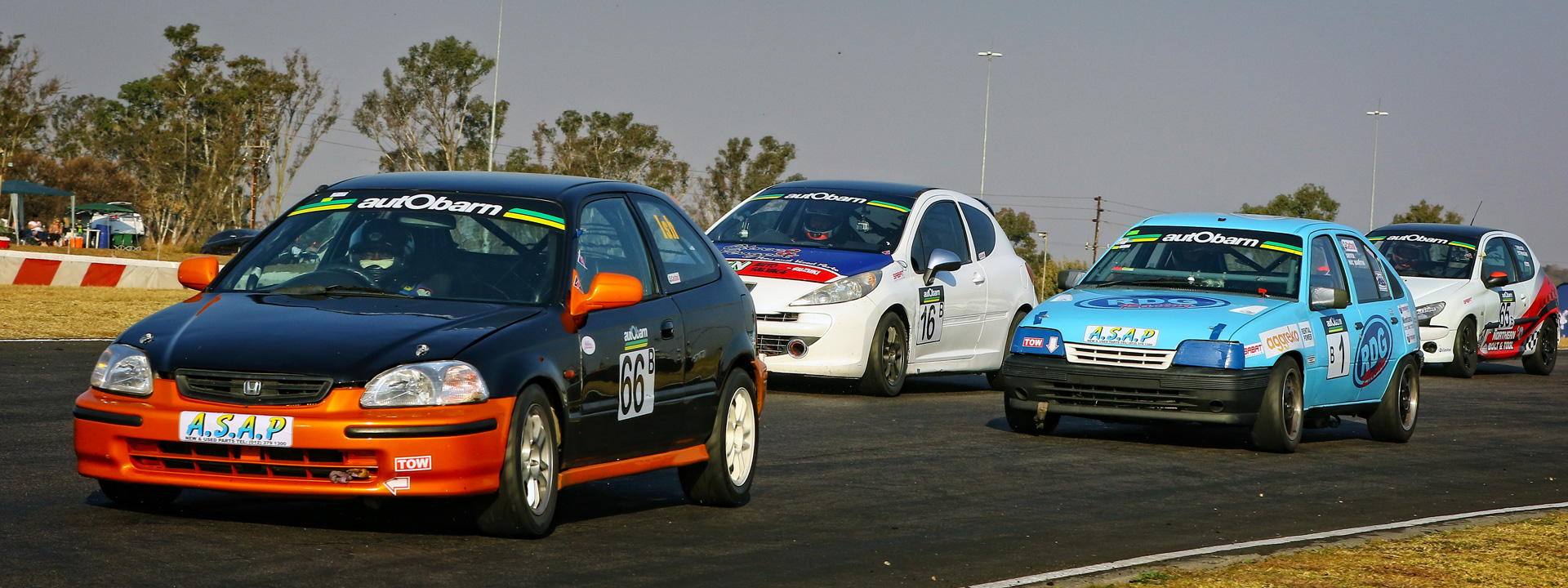 SuperHatch Race Report - Round 6 - 12 August 2017 - SASOL Race Day @ Zwartkops Raceway