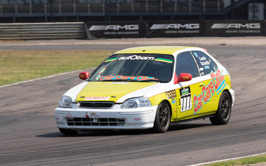 Scholtz crowned 2018 autObarn SuperHatch champion