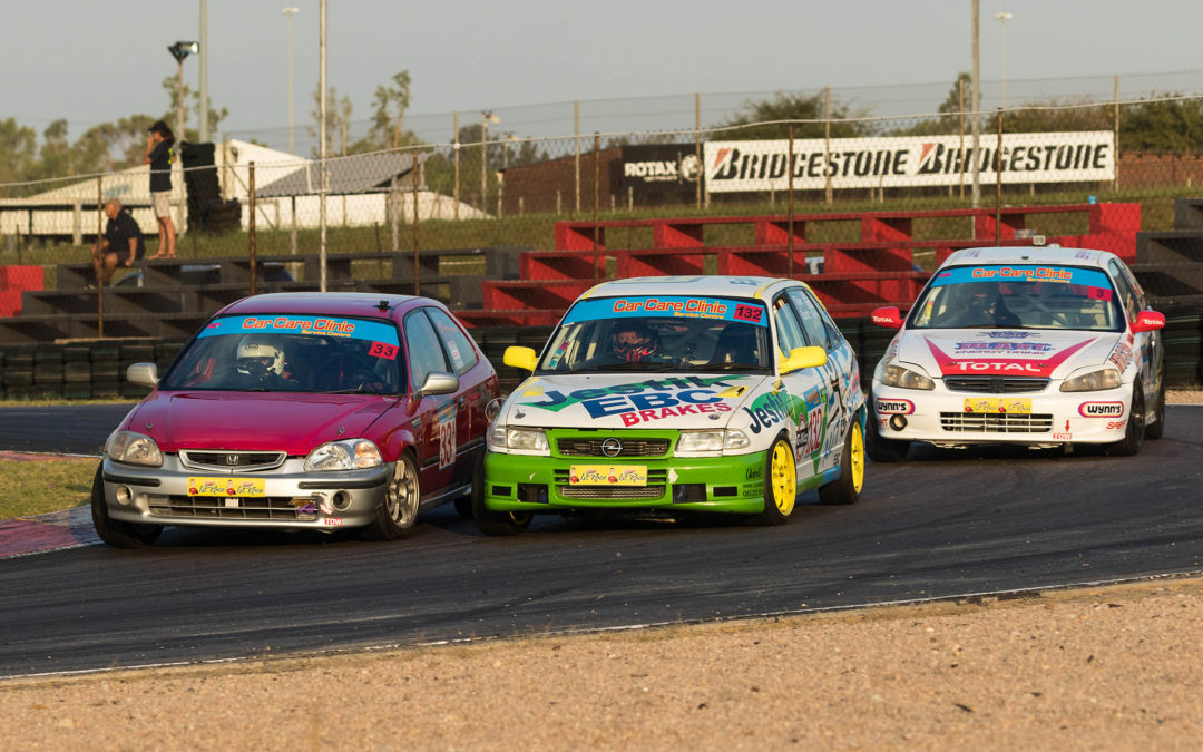 Car Care Clinic SuperHatch drivers make their way to Midvaal