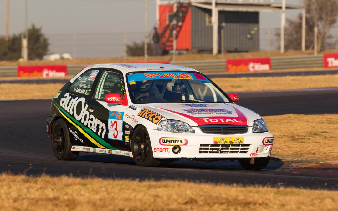 Du Toit and Garland share the Zwartkops wins
