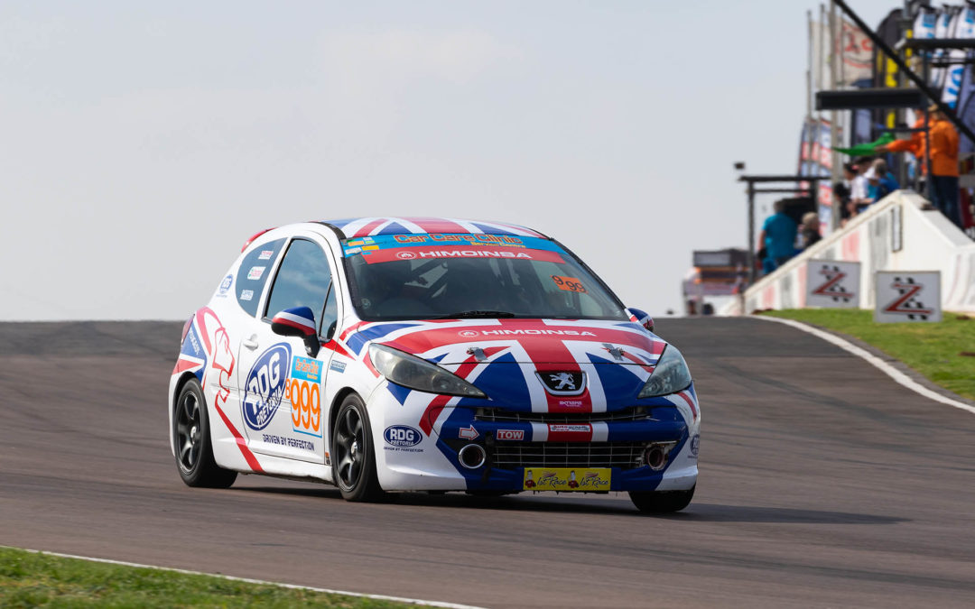 Martin reclaims Car Care Clinic SuperHatch crown