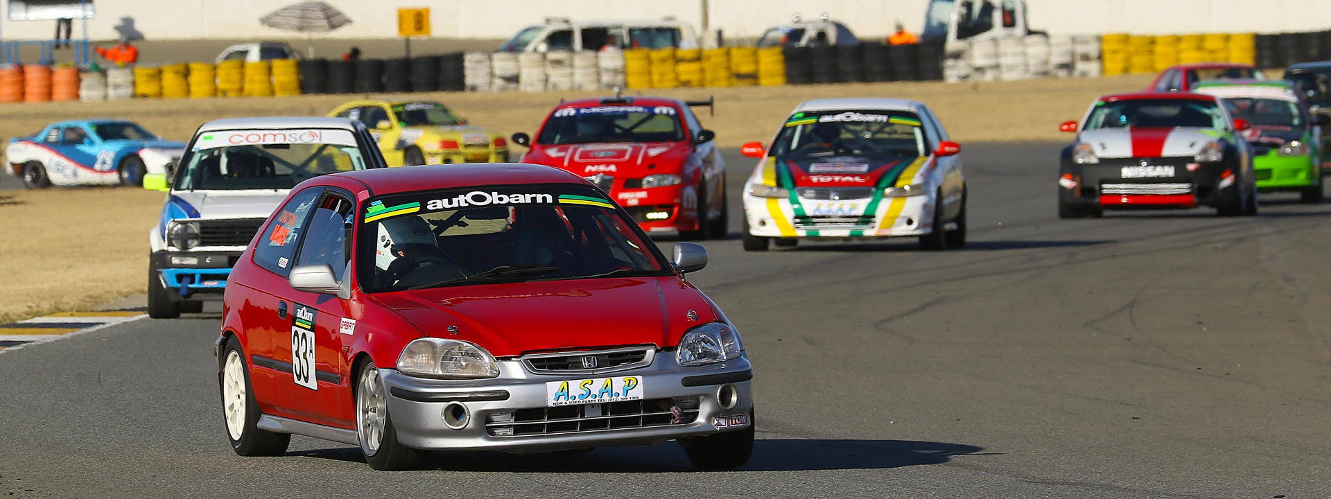 SuperHatch Race Report - Round 5 - 22 July 2017 - Annual Phakisa 200km